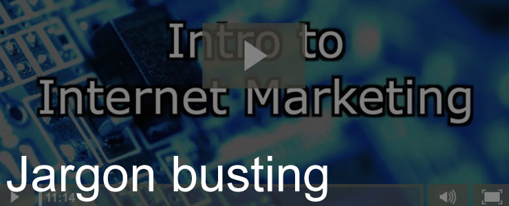 An Introduction to Internet Marketing Terms – link to video